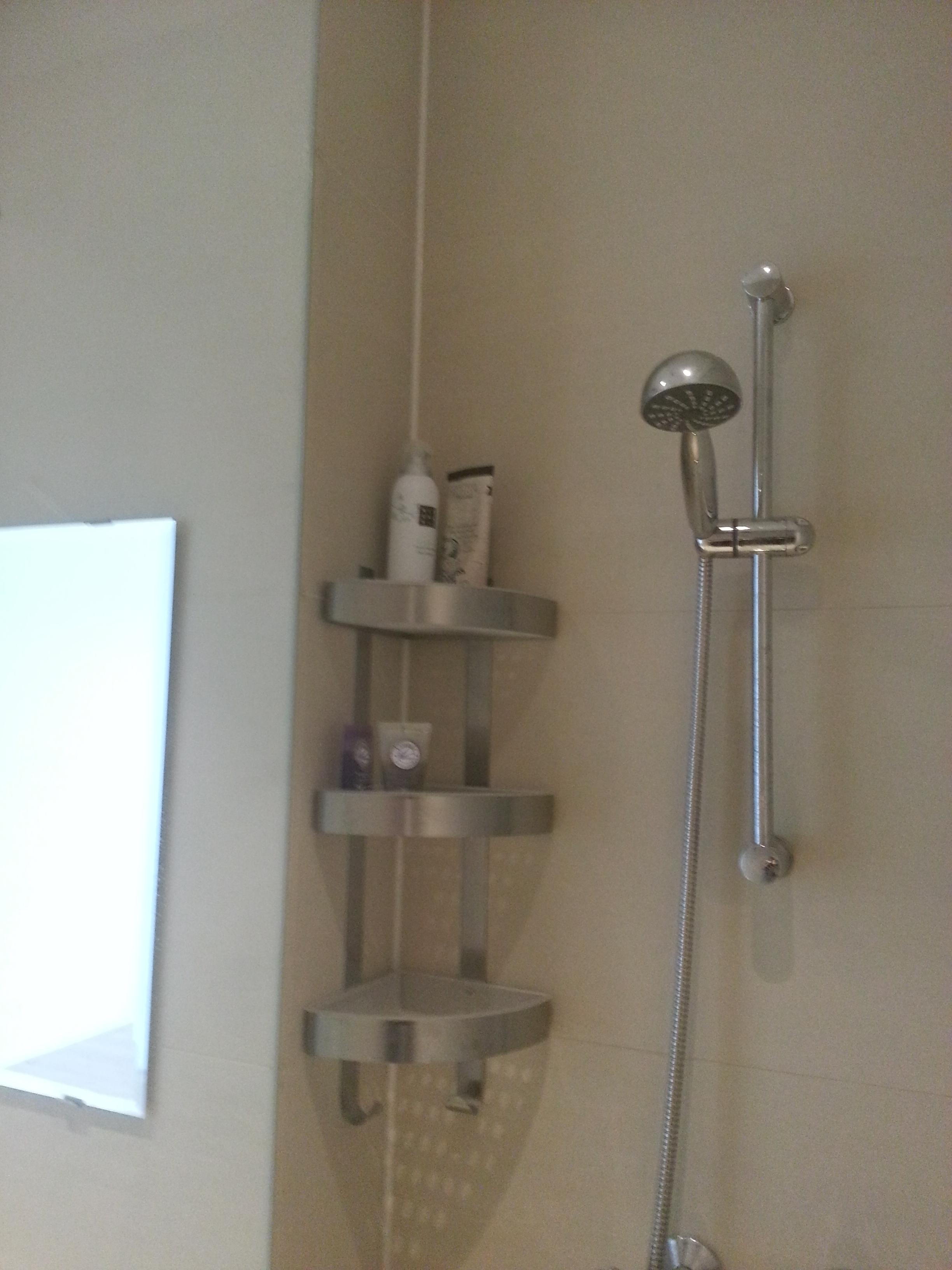 20150818 A – badkamer douche hoekrekje douchewand spiegel ...